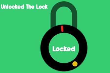 Unlocked The Lock